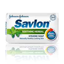 MOAG BAILIE DESIGNED PACKAGING FOR SAVLON HYGIENE SOAP